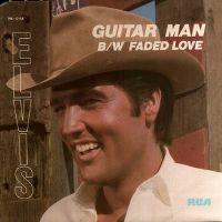 Cover Elvis Presley - Guitar Man [1981]